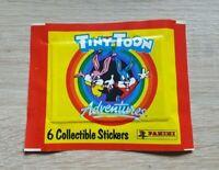 Panini 1 Tüte Tiny Toon Adventures Bustina Pack Sobre Pochette Packet