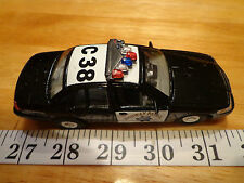 Diecast Welly Ford 1999 Crown Victoria Highway Patrol Car Heavy Duty Toy EUC