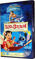 Lilo And Stitch Walt Disney Special Edition Film Childrens Movie DVD New Sealed