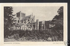 Hampshire Postcard - Winchester Cathedral     S910