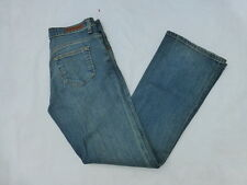 WOMENS POLO JEANS CO. RALPH LAUREN STRETCH KELLY BOOTCUT JEANS SIZE 4x29 #W53