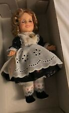 VINTAGE 1982 IDEAL SHIRLEY TEMPLE DOLL SHE'S MADE TO LOVE FROM MOVIE STAND UP AN