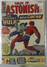 TALES TO ASTONISH THE INCREDIBLE HULK BATTLES GIANT-MAN COMIC BOOK #59