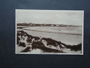 ANGLESEY:  VIEW FROM THE SANDHILLS, RHOSNEIGR - PRINTED - UNPOSTED