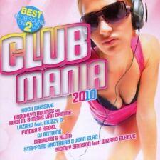 Club Mania 2010 (More/Sony) Dabruck & Klein, Micha Moor, Ian Carey..  [2 CD]