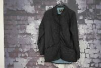 Barbour Teesdale Navy Quilted Jacket size Uk 14 No.F237 16/1