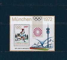 Sénégal   bloc  jeux olympiques de Munich    1972   num: 10 **