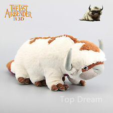 "The Last Airbender Resource 20"" APPA Avatar Stuffed Animal Plush Doll Toy Teddy"