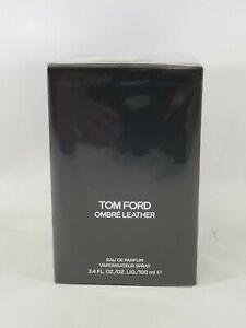 Tom Ford Ombre Leather 3.4 oz 100 ML Unisex Eau De Parfum Spray Sealed  Box