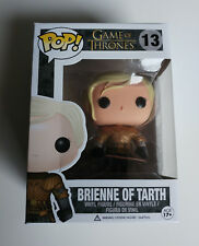 Funko Pop got Game of Thrones Brienne of Tarth juego de tronos