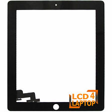 Replacement iPad2 A1395 Touch Screen Digitizer Glass Black without Home Button