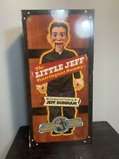 "Neca Jeff Dunham Little Jeff 30"" Animatronic Talking Doll New In Box"