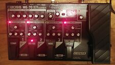Boss ME-70 Guitar Multi Effects Pedal NO RESERVE