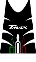 ADESIVO SPORTELLO SERBATOIO  CRYSTAL TMAX  per SCOOTER YAMAHA T MAX 2012-2016