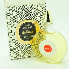Vintage Guerlain SHALIMAR 50ml Eau de Cologne, 1967, 50 year old bottle