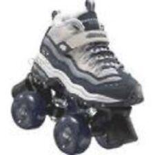 size 3 youth SKECHERS 4 WHEELER ROLLER SKATES skate quad derby childrens kids