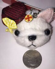 Fuzzy-nation Magnets Front And Back French Bulldog Head Charm$$$$$