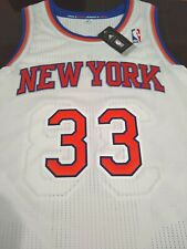 New York Knicks Patrick Ewing Authentic Jersey - adidas Mens XL, Like New!