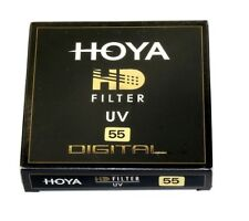 HOYA 55mm UV HD DIGITAL High Definition Filter