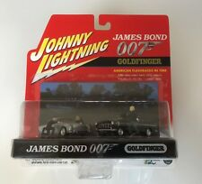 Johnny Lightning-James Bond Goldfinger Set (ft. Bricolage) - Aston Martin DB5