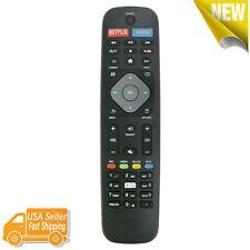 Remote NH500UP Control for Philips 4K UHD Smart TV w Netflix 50PFL5602 50PFL5601