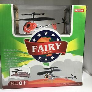 RC Helicopter - Fairy AlertGree - Syma - Brand New.