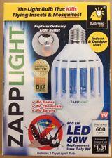 BulbHead - ZappLight | 60W/600 Lumens | LED | Kills Flying Insects | #N1-1517