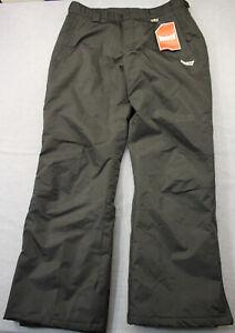 Marker Gillette Women Black Insulated Adjustable Waist Ski Pants NWT 3XL 38 x 32