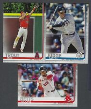 2019 Topps Series 1 Baseball Base FIRST HALF #1-200 Complete Your Set YOU PICK!