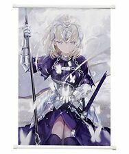 Fate Grand Order Anime Jeanne d'Arc Wall Scroll Extra Large - 60x90 CM