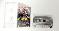 Iron Maiden Cassette Tape The Number of the Beast COMPLETE Power Metal 4XT-12202