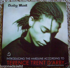 INTRODUCING THE HARD LINE ACCORDING TO  - TERENCE TRENT DARBY CD (FREE UK POST)