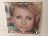 Olivia Newton Johns Greatest Hits LP