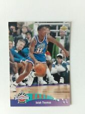 pallacanestro upper deck east isiah thomas   g  6