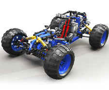 RC Offroad Racing Buggy Car Technic Baustein ferngesteuert Auto Klemmbausteine