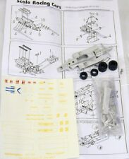 1/43 SRC MODELS 30 1977 JPS Lotus 78 KIT BY SMTS