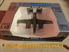B 25 Dragon Face Replica 1:48 Die Cast Collection Armour