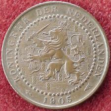 Netherlands 1 Cent 1905 (D2004)