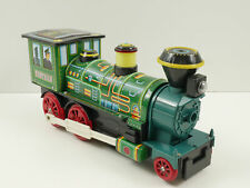 Shinseikiki SKK Western Blechspielzeug Lokomotive Tin Plate Japan Lesen 1609-03-