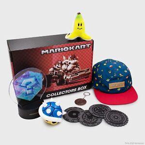 Mario Kart Collector's Box - Nintendo - 6 Exclusive Collectibles by CultureFly