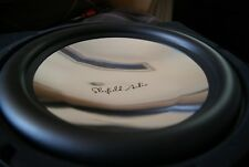 "Cromo 12"" Car Audio Subwoofer 300w 2Ohm Doble Bobina Dvc"