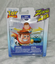Disney/Pixar-Giocattolo Story-Zing 's Little Figure/Giocattoli-Woody & RC Tout