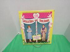 I Love Lucy Paper Dolls 1953 Lucille Ball / Desi Arnaz