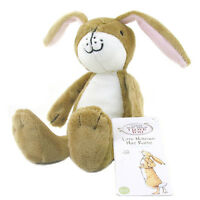 Guess How Much I Love You Hare Baby Rattle NEW