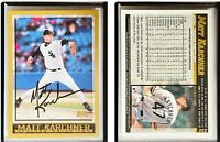 Matt Karchner Signed 1998 Topps #223 Card Chicago White Sox Auto Autograph
