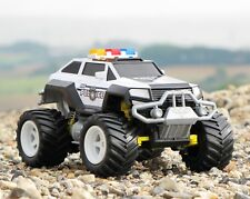 RC ferngesteuertes Polizei Auto Polizeiauto Truck mit Akku und Ladegeräte