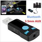 BC07 sans fil Bluetooth 3.0USB récepteur voiture adaptateur audio stéréo MP3