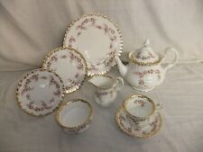 c4 Porcelain Royal Albert Bone China - Dimity Rose (1969) - vintage 2A4B