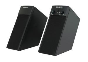 Gigabyte USB Powerec Laptop desktop Computer Speakers Model: GP-S4600.