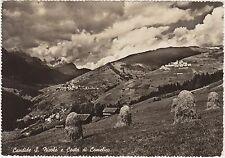 CANDIDE S.NICOLO' E COSTA DI COMELICO (BELLUNO) 1957
